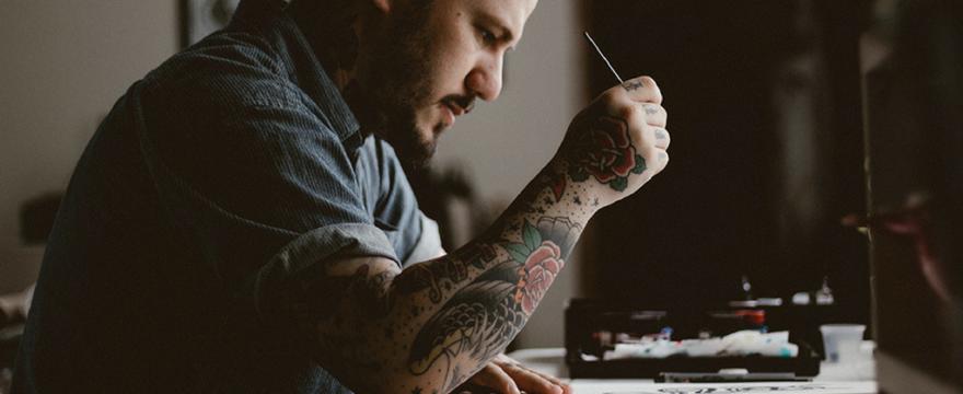 Ganar dinero como artista en Internet