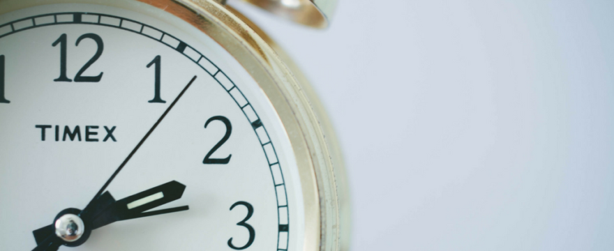 15 minutos es todo lo que necesitas para tener un buen día