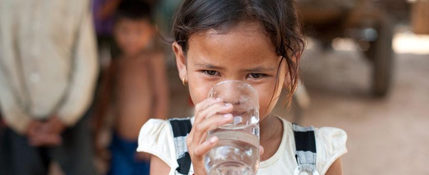Agua limpia para una aldea